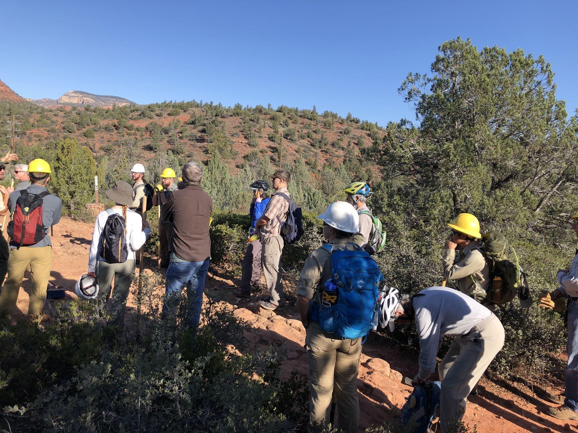 Sedona Red Rock Trail Fund News